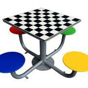 mesas de ajedrez para parques