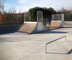 Empresa venta pistas de skate