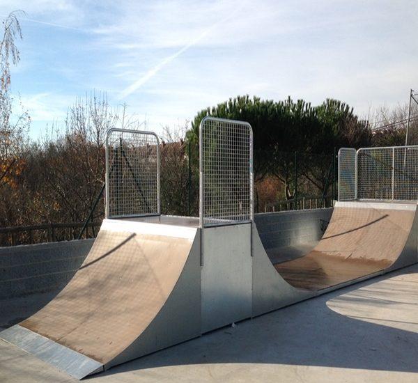 Rampas para pistas de skate