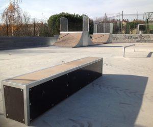 módulos pistas de skate