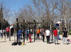 Parque de Calistenia - Street Workout