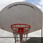 Canasta de Mini basket antivandálica