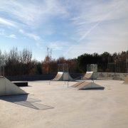 Empresa venta módulos pista skate