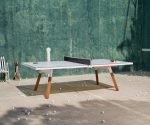 Mesa de ping pong interior y exterior