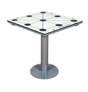 mesa 3 en raya para la calle