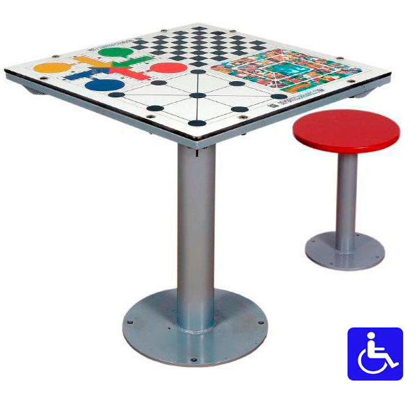 Juegos de mesa para la calle