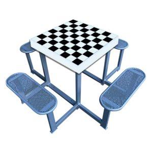 Tablero de ajedrez para exterior