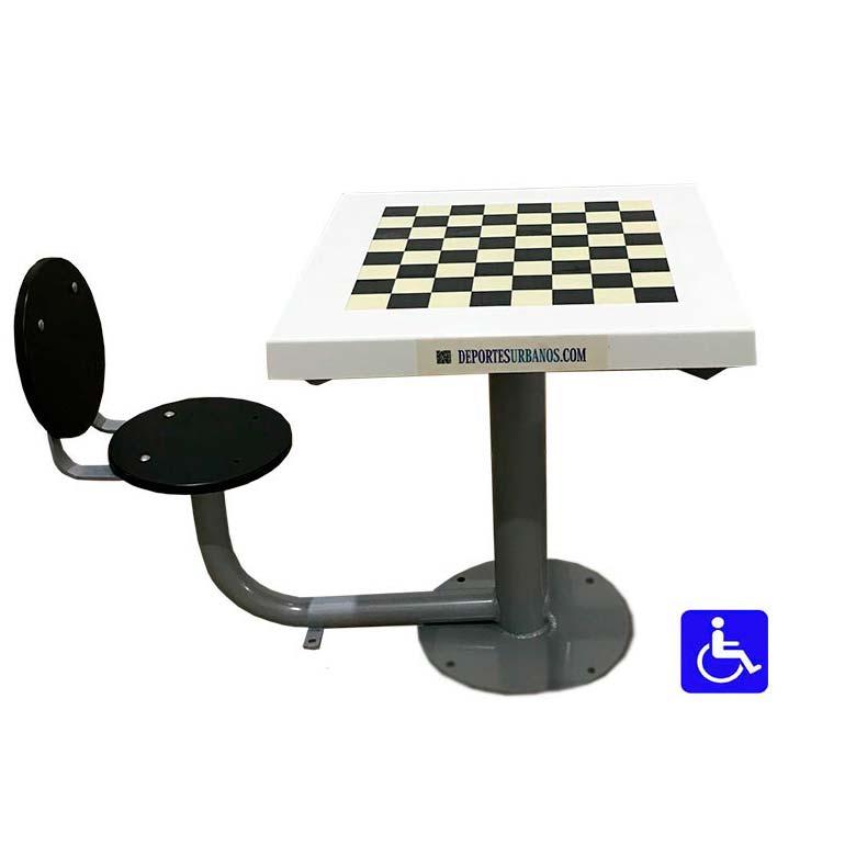 Tableros de ajedrez adaptados para exterior deportes urbanos - Tablero para exterior ...