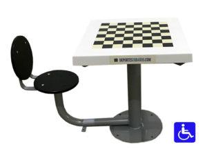 Tableros de ajedrez adaptados