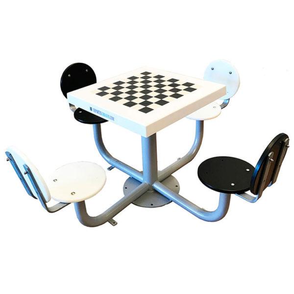 tableros de ajedrez de exterior para niños