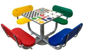 juegos de mesa exterior para ancianos