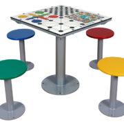 juegos de mesa exterior para tercera edad