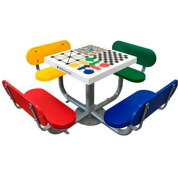 Mesa de juegos de exterior