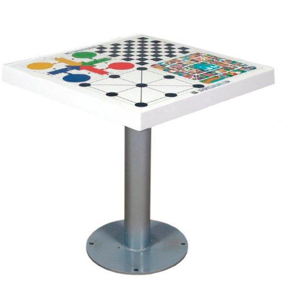mesa multijuegos para exterior