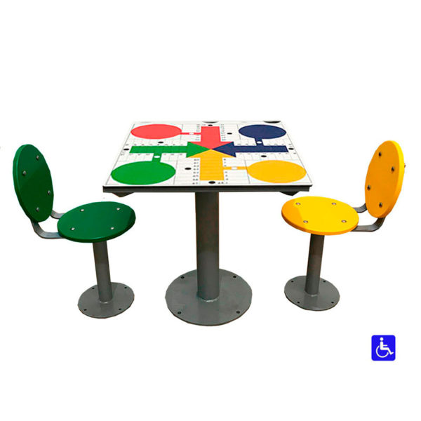 oca mesa exterior