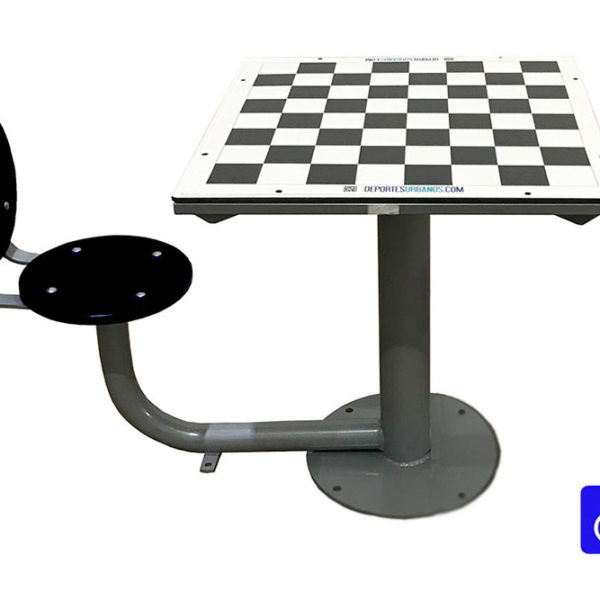 Tableros de ajedrez para campings