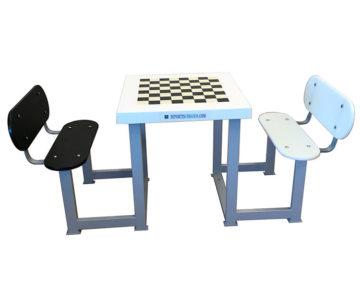 Tableros de ajedrez para la calle