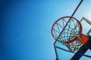 Canastas de baloncesto para colegios