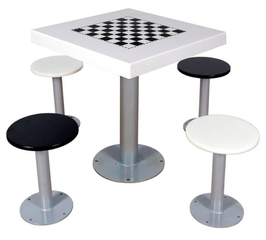 Comprar mesas de ajedrez para exterior deportes urbanos - Mesas para exterior ...