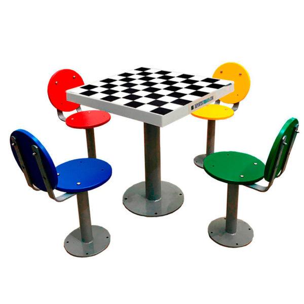 juego de ajedrez para parques