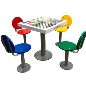 juegos de mesa para parques