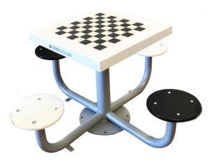 mesas de ajedrez para parques y plazas