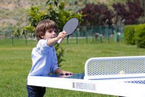 Mesas de ping pong para colegios