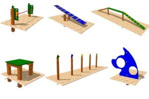circuitos y parques caninos de agility