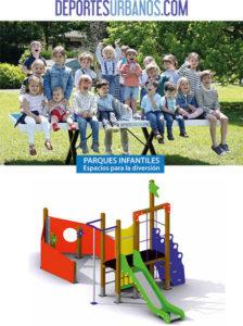 Catálogo Parques Infantiles