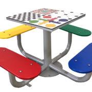 Juegos de mesa para patios de colegio