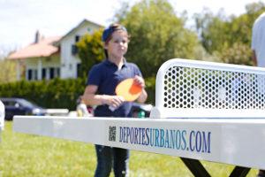 Fabricantes de mesas de ping pong de exterior antivandálicas