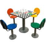 Juegos de mesa de exterior para colegios e institutos