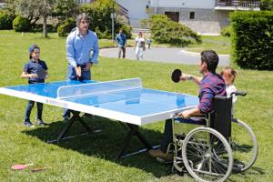 mesa ping pong exterior antivandálica