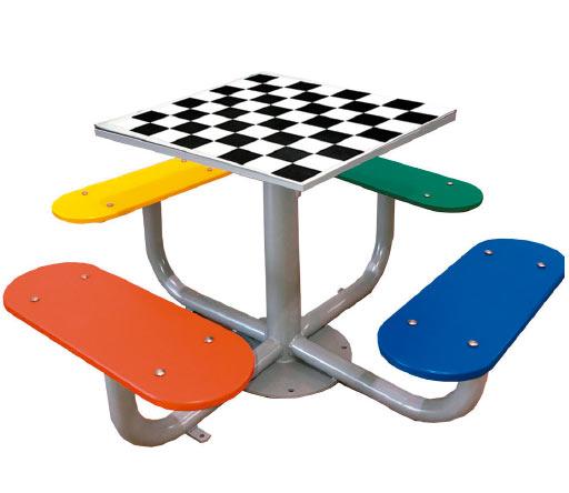 Fabricantes de mesas de exterior de ajedrezz
