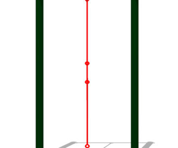 Equipamiento de Street Workout y Calistenia: Cuerda