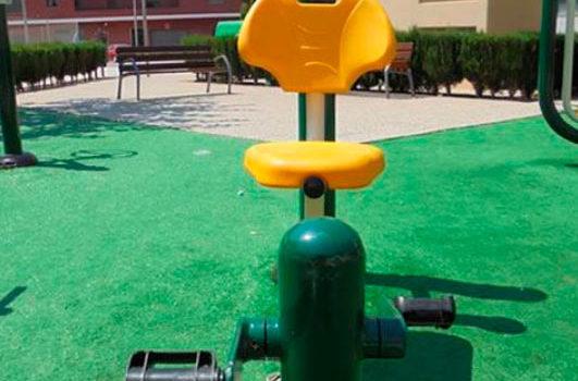 Fabricantesde Circuitos Biosaludables para parques públicos