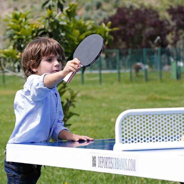 mesa de ping pong de exterior