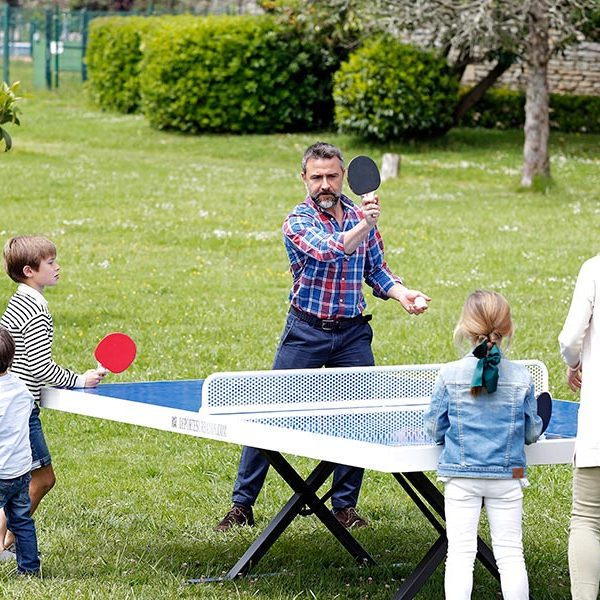 mesa ping pong exterior