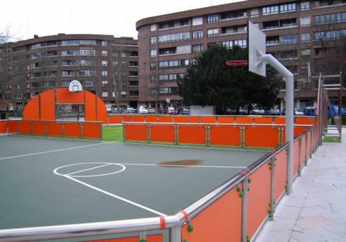 Equipamiento deportivo municipal para ayuntamientos