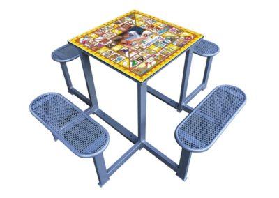 Juegos de mesa antivandálicos: La Oca