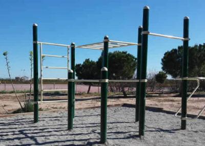 parque de calistenia y Street Workout 122