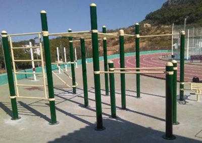Parque Street Workout 133