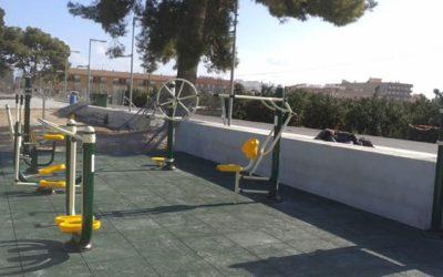 Fabricantesde circuitos deportivos biosaludables para parques públicos