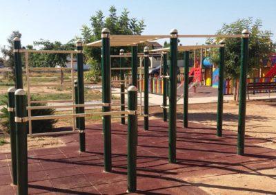 Parque de Calistenia Workout