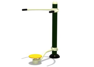 Máquina de ejercicio Cintura – Alisio