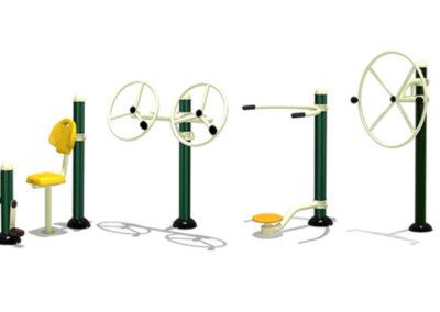 Parque Biosaludable – Pack Promoción 4-MT5