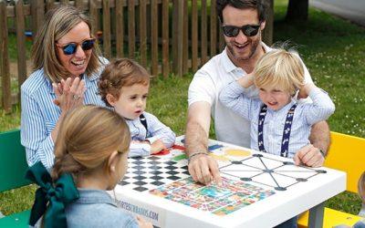 Mesas de ping pong, juegos y futbolín para casas rurales