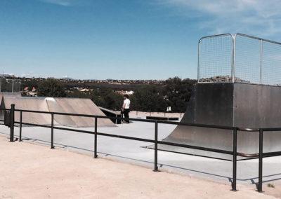 Skatepark modular