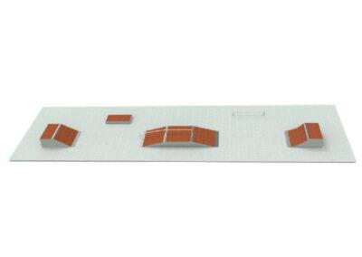 skatepark modular pack n5