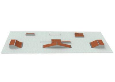 skatepark modular pack n9